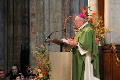 Homélie de Monseigneur Maillard