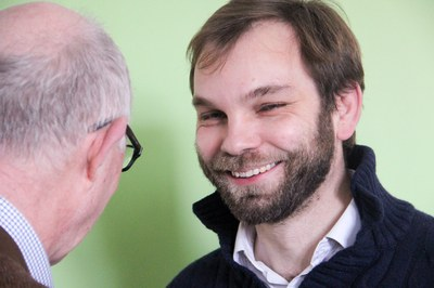 Guillaume Desanges - Rédacteur en chef de RCF en Berry