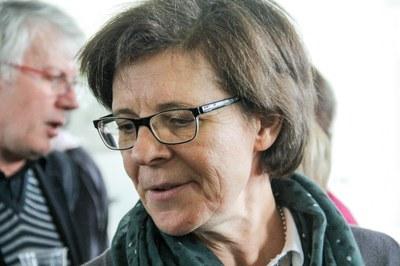 Bénédicte Bergerault - Responsable adjointe de la Maison Diocésaine