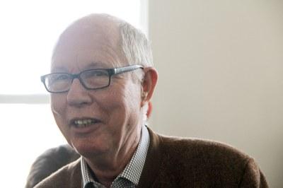 Jean-Claude Martin - Responsable de la Maison Diocésaine