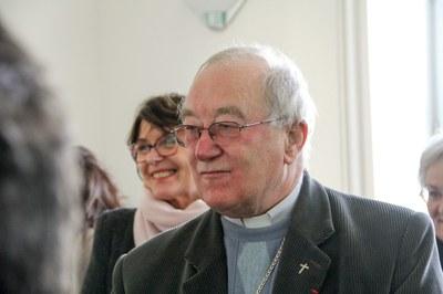 Monseigneur Armand Maillard - Archevêque du diocèse de Bourges