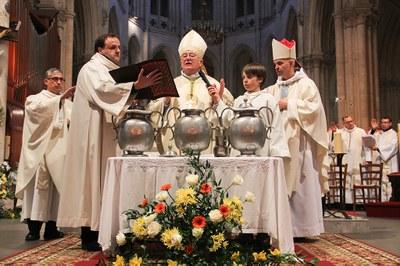 Bénédiction des Huiles Saintes 2