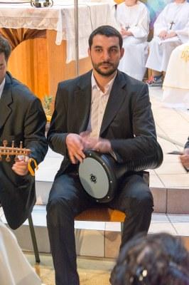 33 - Membre du groupe El Qantara