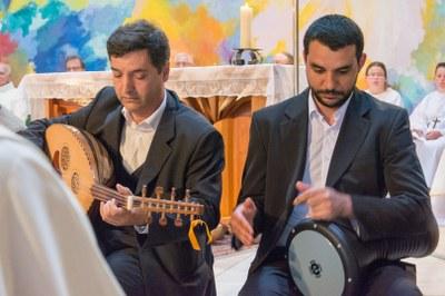 36 - Membres du groupe El Qantara