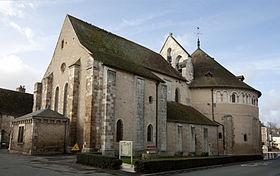 Basilique Saint Jacques le Majeur- Neuvy saint Sepulchre